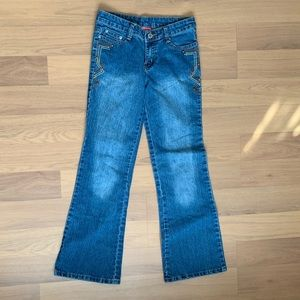 Size 14 Besso Girl's Bootcut Jeans